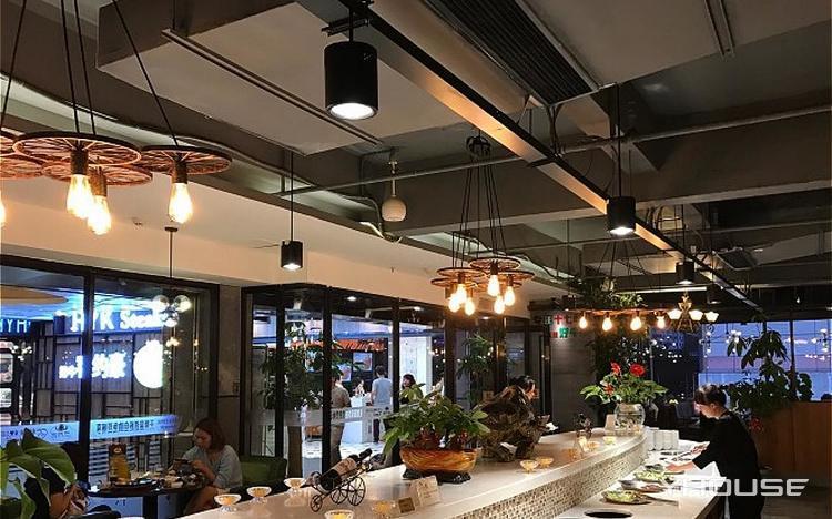 豪约客中西餐厅(万利城店)