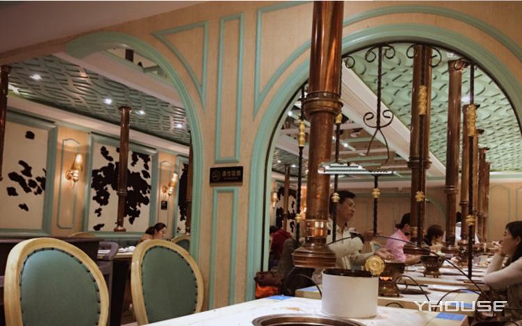 五月罗马海鲜自助餐厅(徐家汇店)