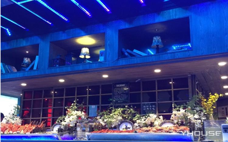 五月罗马海鲜自助餐厅(八佰伴店)