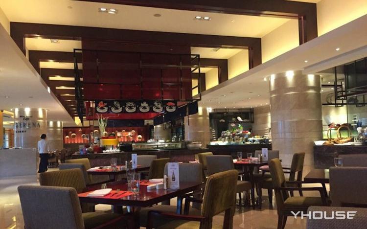日航酒店全天候餐厅