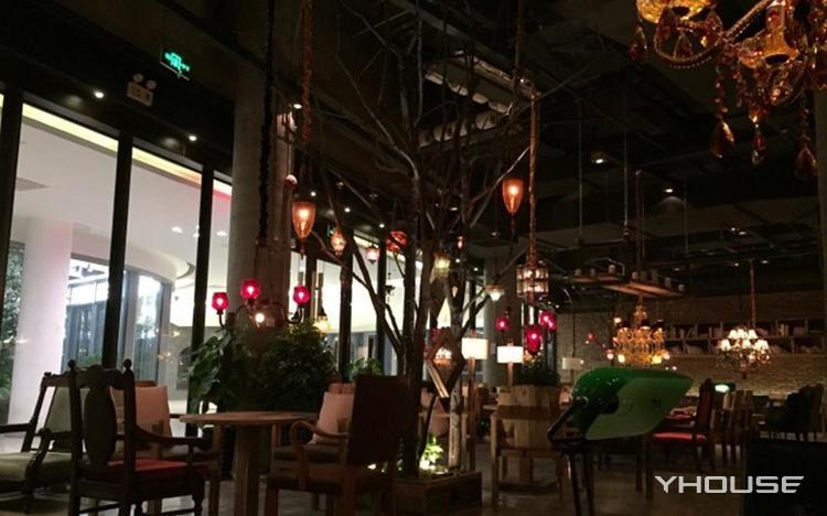 漫咖啡(绿地店)