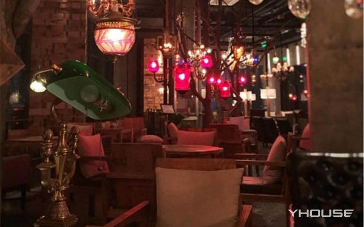 漫咖啡(文化西路店)