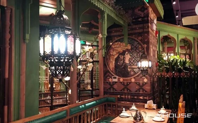 大巴扎的姑娘—新疆主题餐厅(连城广场店)