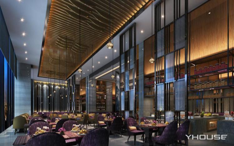 万达文华酒店美食汇海鲜自助餐厅(前兴路店)