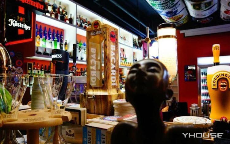 精酿啤酒pub&单一麦芽威士忌club