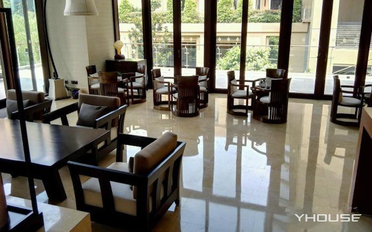 洲际酒店行政酒廊