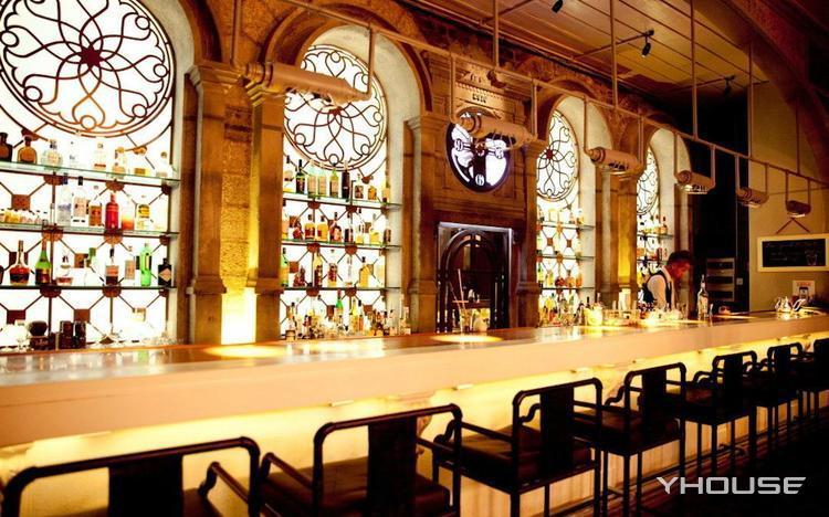 普蔻酒廊 Le Procope Lounge