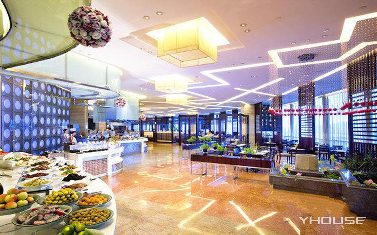 上虞国际大酒店自助餐厅