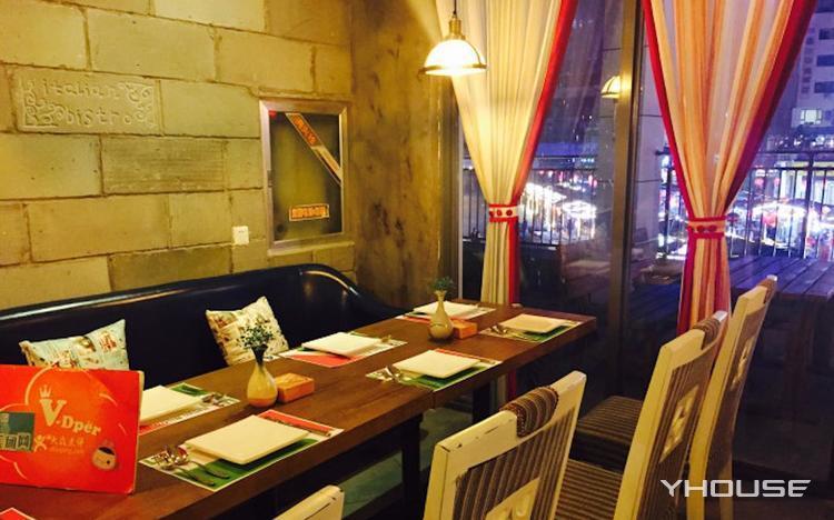 蓝波湾意大利餐厅(韩乐坊店)