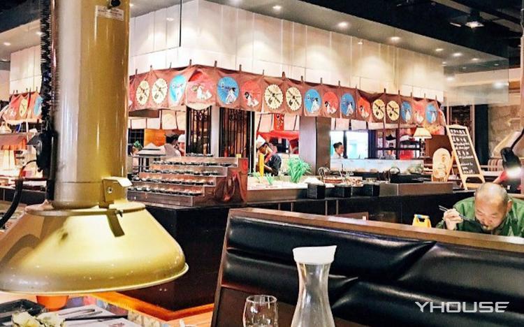 大赤门国际美食自助餐厅(柏联店)