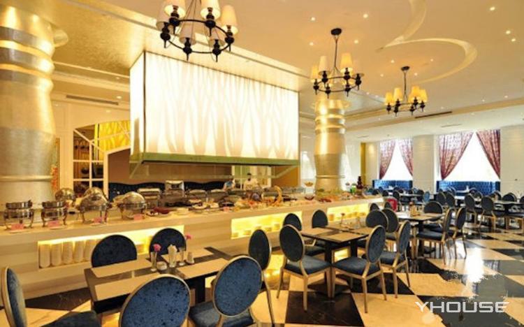 丽水云泉大酒店云泉阁西餐厅