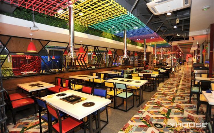 汉轩宫海鲜烤肉融合自助餐厅