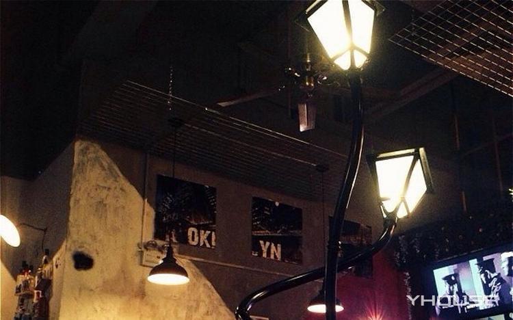 路灯餐厅(华南摩尔店)