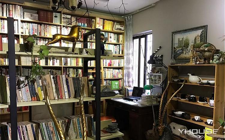 图书罐Bar.咖啡.书吧(国贸花园店)