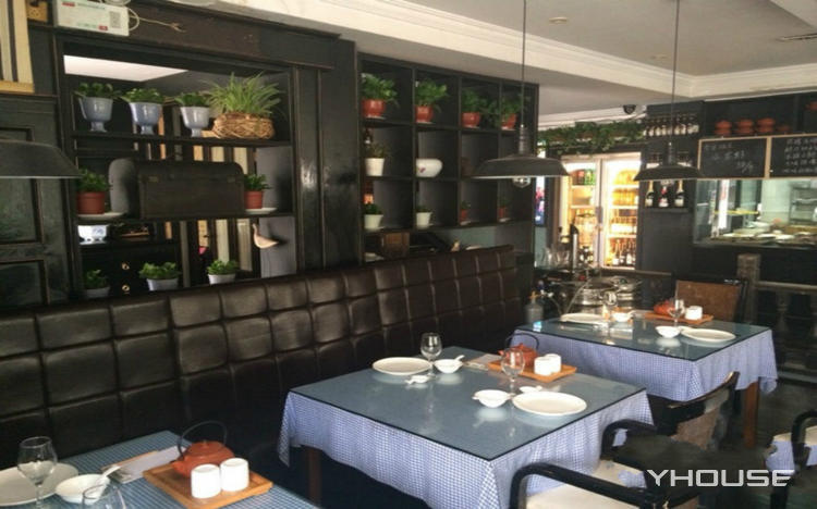 夜上海蓝村餐厅(教育路店)
