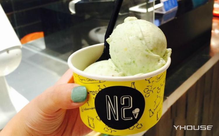 N2分子冰淇淋实验室(新世界大丸百货店)