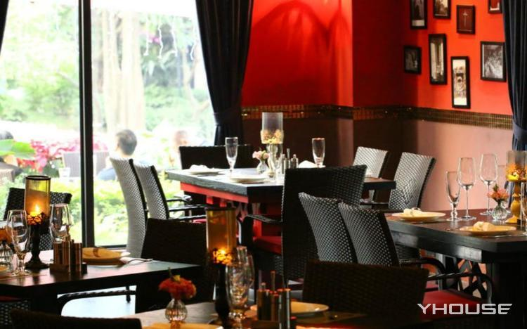 Vincent's restaurant & Bar餐厅