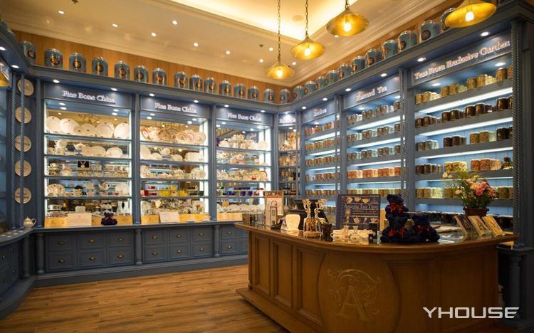 安薇塔英国茶屋(恒隆广场店)