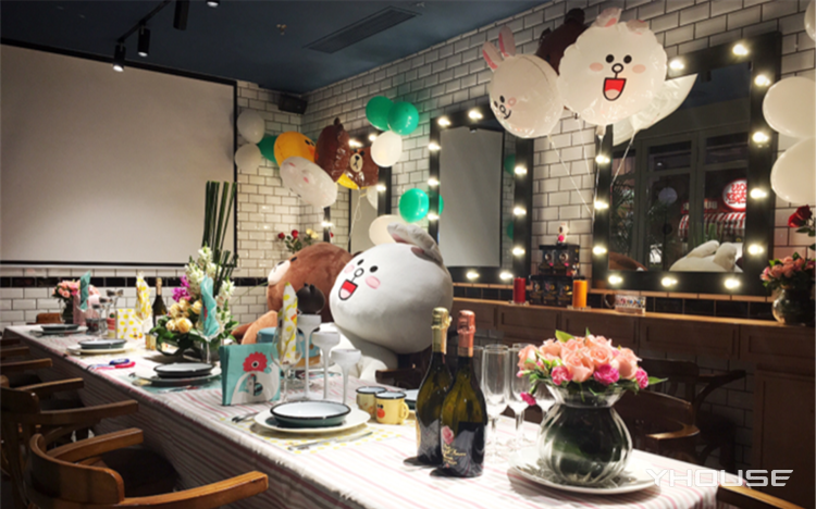 line friends(cafe&store)