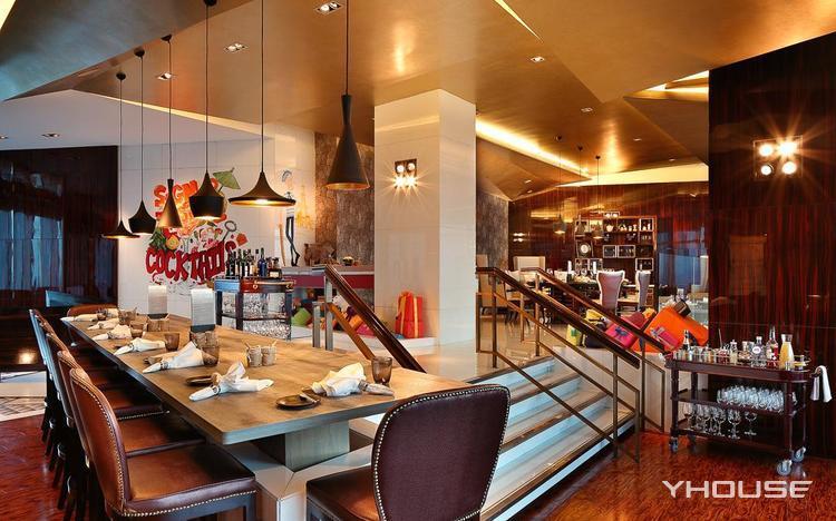 翡翠36餐厅(浦东香格里拉大酒店)