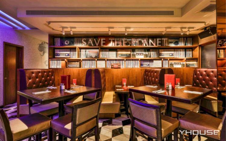 上海硬石餐厅Hard Rock Cafe