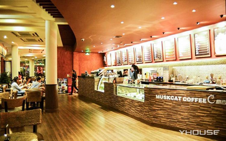 麝香猫咖啡餐厅(滨江店)