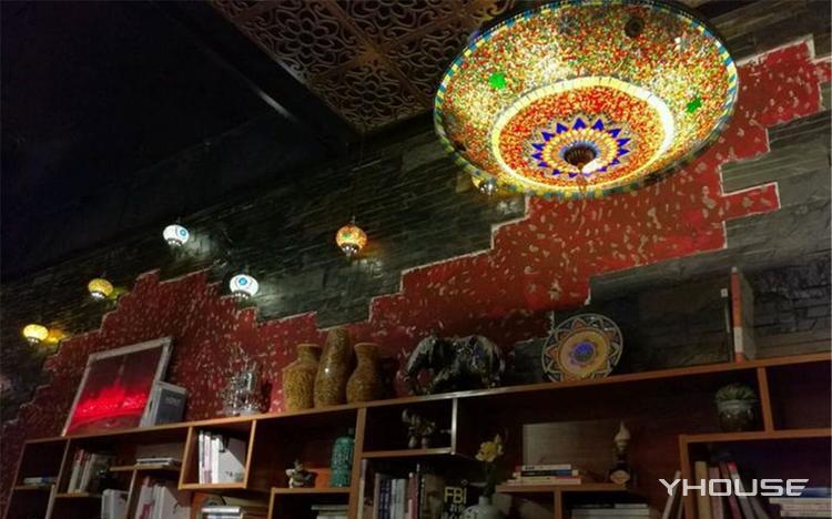 阿拉伯餐厅(清真)