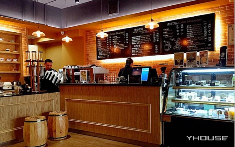 耶树得邻咖啡
