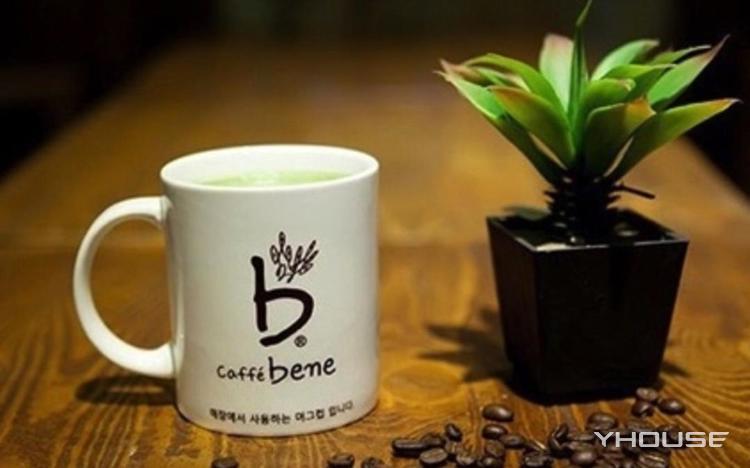 Caffe bene咖啡陪你(坡子街店)