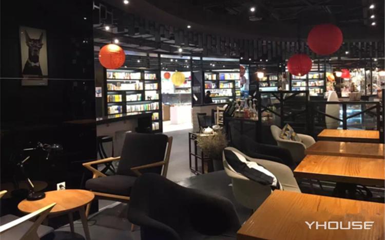 联合书店UN Bookcafe(珠江新城店)