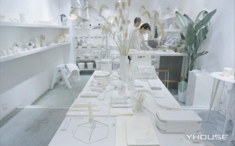 好白商店&白衫客厅