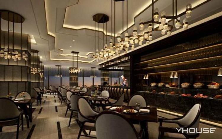 长沙瑞吉酒店西餐厅-秀 Social