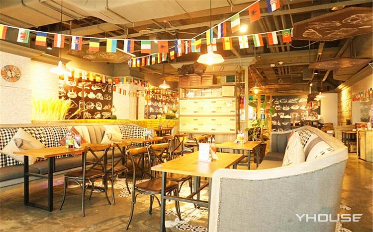 托斯卡纳意大利餐厅(大卫城店)