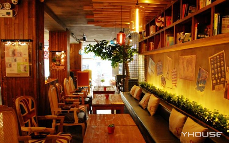 百宝箱咖啡(延安路社区店)