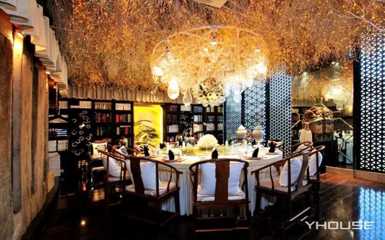 东西文化主题景观餐厅