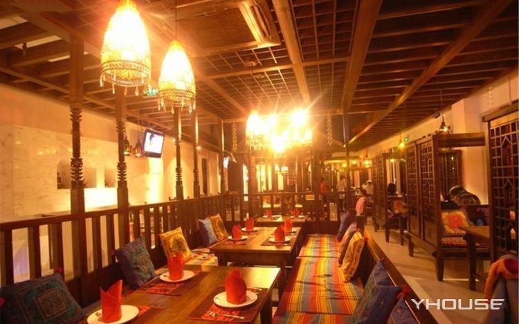 甘尼仕印度餐厅&酒吧(月光码头店)