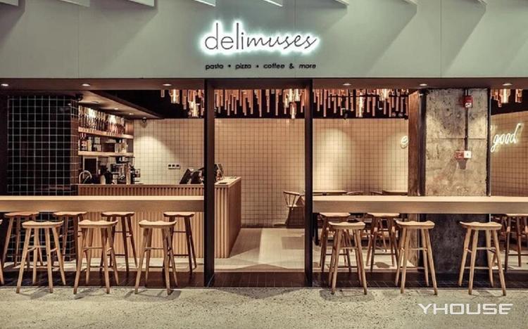 delimuses西餐咖啡(外滩SOHO店)