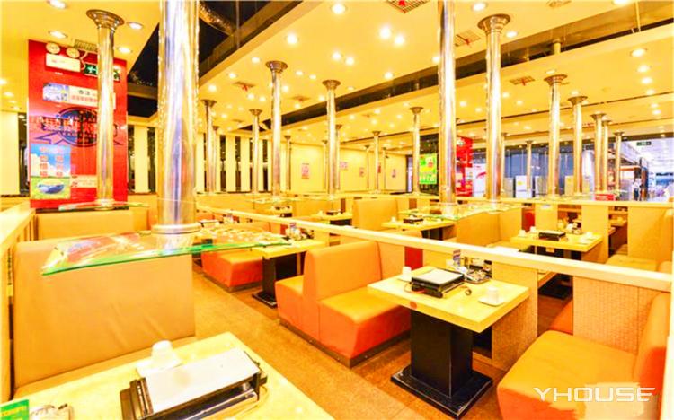 金牌烤场烤肉海鲜自助广场(欧亚卖场店)