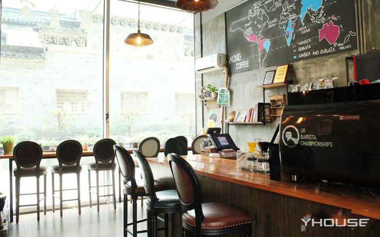 Ming自定价咖啡(莱蒙时代店)