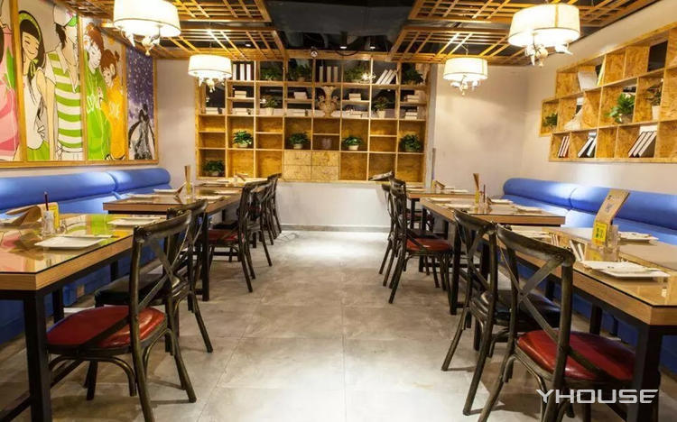 一亩七生态概念餐厅(布吉店)