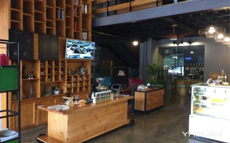 凯茵斯精品咖啡体验馆
