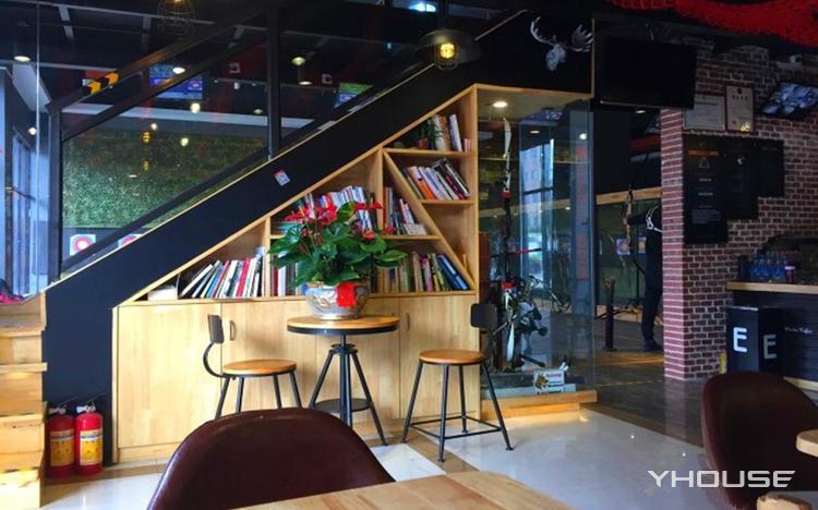 弓道射箭咖啡馆
