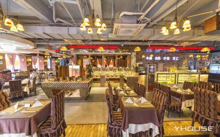 新雅典娜号中餐厅