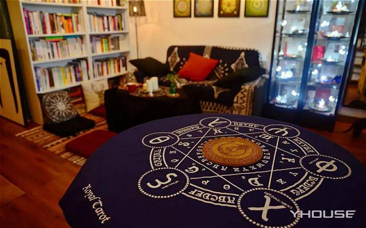天星咖啡 占星馆