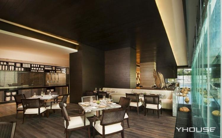 外滩悦榕庄-海怡西餐厅