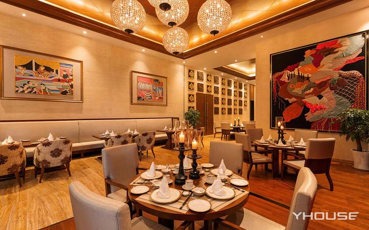 悦来温德姆酒店亚洲餐厅