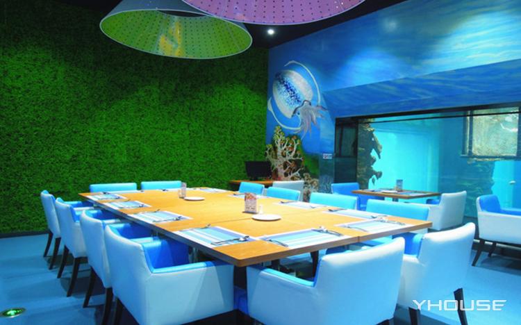 美人鱼海洋餐厅