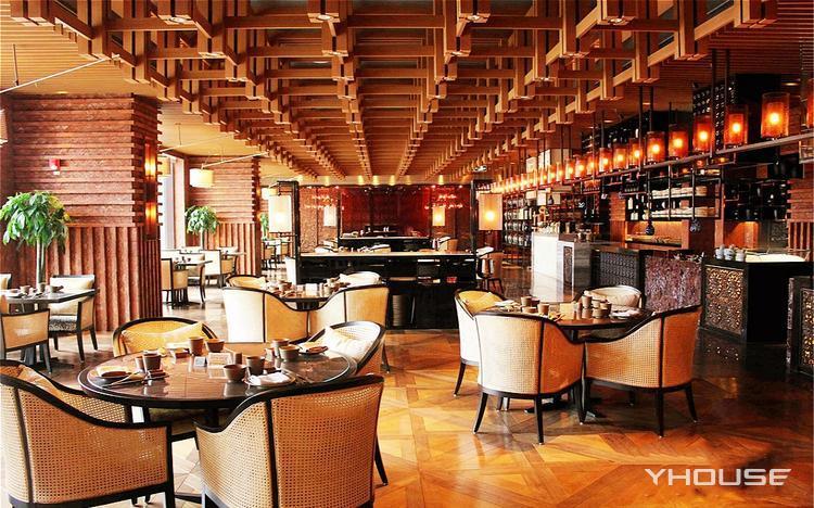 滨江洲际酒店东厨中餐厅