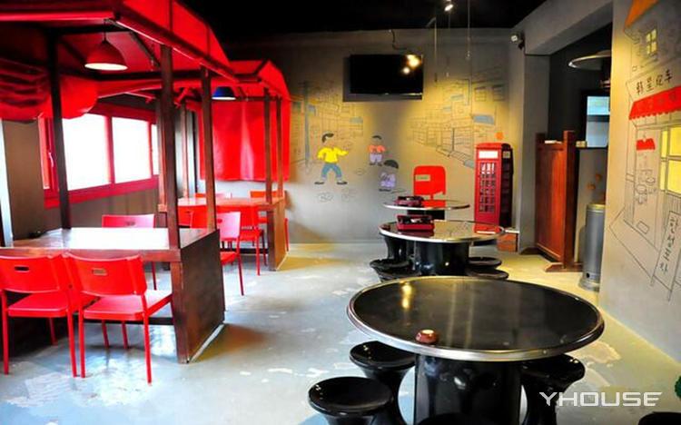 韩星炮车酒吧餐厅