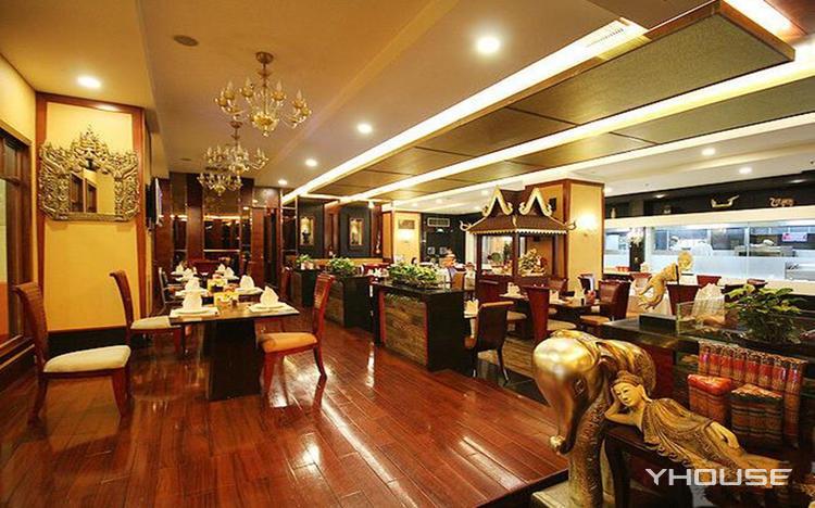 皇冠假日酒店芭堤雅泰餐厅